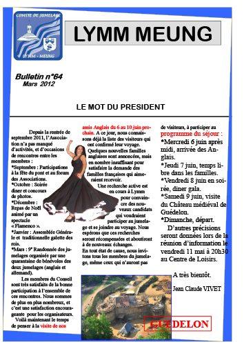 bulletin 64-cover